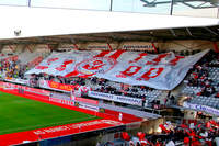 Le tifo des 50 ans - Photo n°3