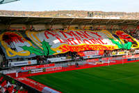 Le tifo des 50 ans - Photo n°1