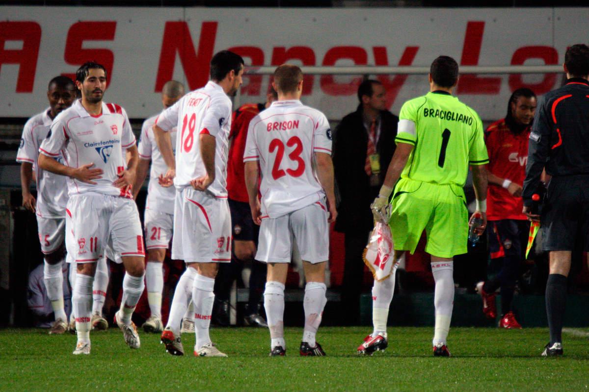 ASNL-CSKA Moscou en 2008 - Photo n°0