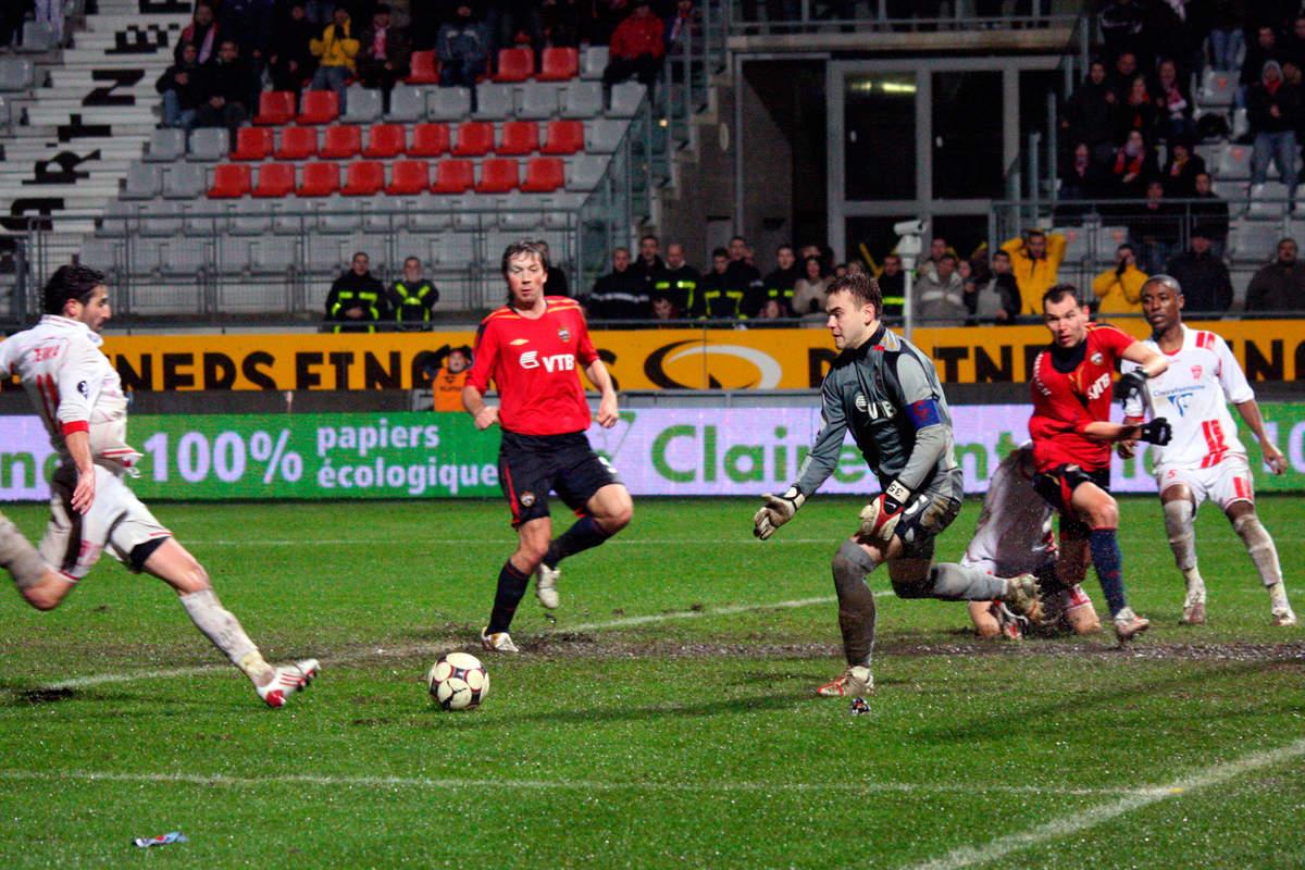 ASNL-CSKA Moscou en 2008 - Photo n°19