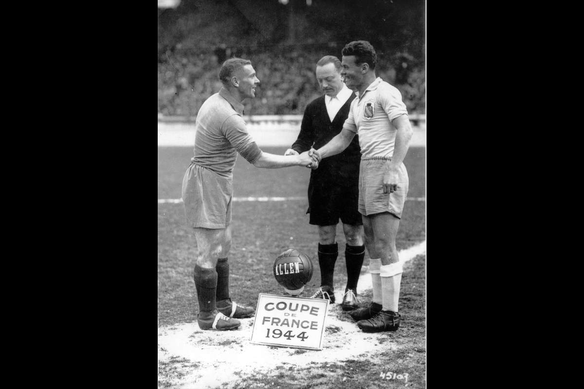 Finale de la Coupe de France 1944 - Photo n°0