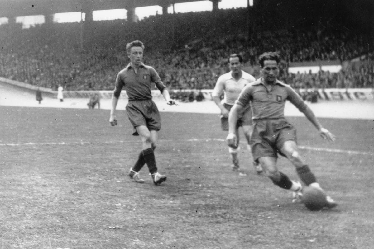 Finale de la Coupe de France 1944 - Photo n°2