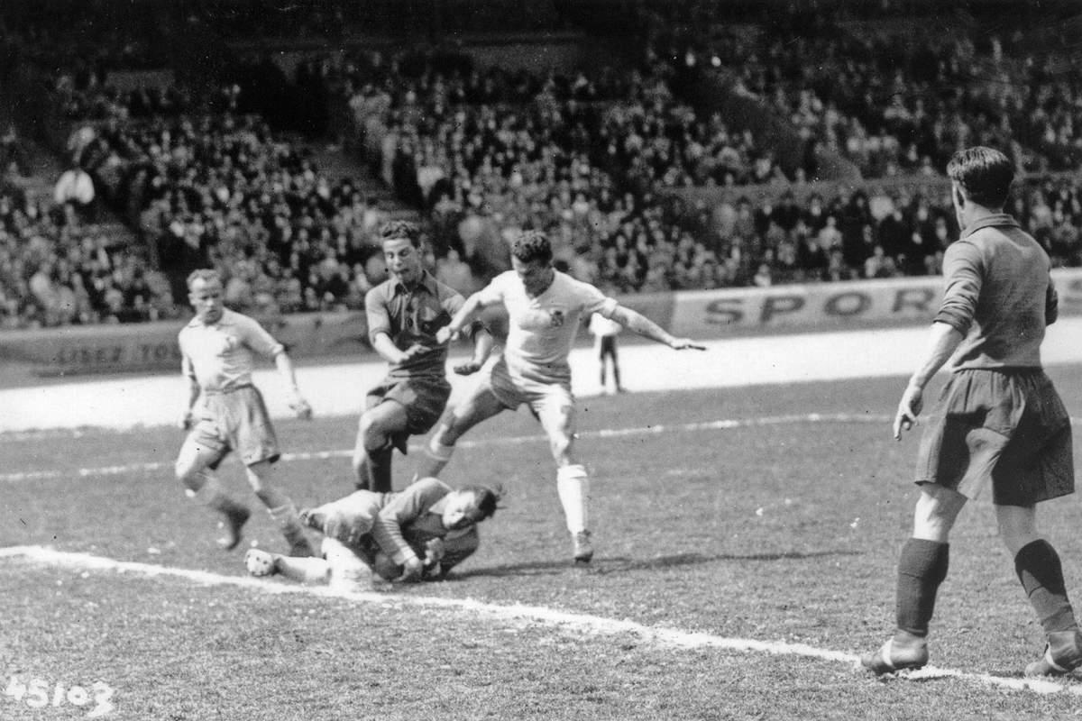 Finale de la Coupe de France 1944 - Photo n°6