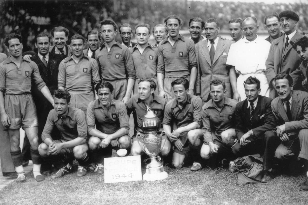Finale de la Coupe de France 1944 - Photo n°9