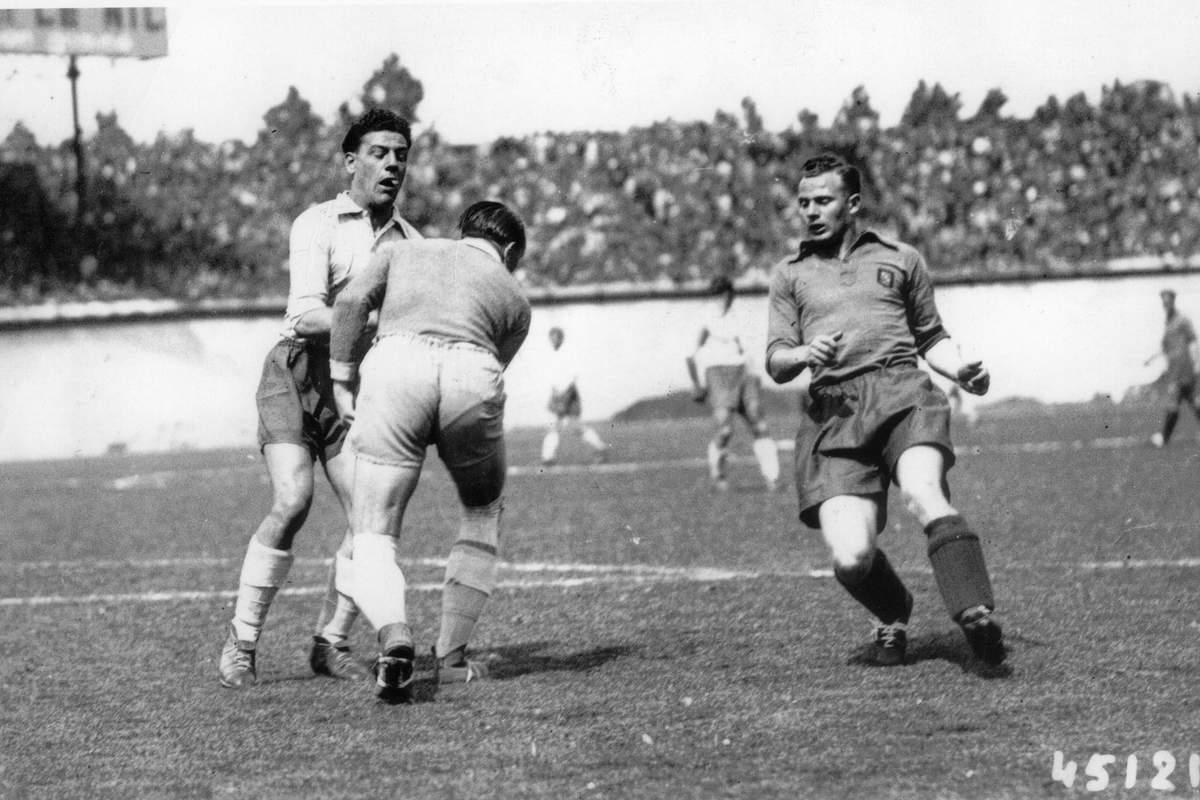 Finale de la Coupe de France 1944 - Photo n°7