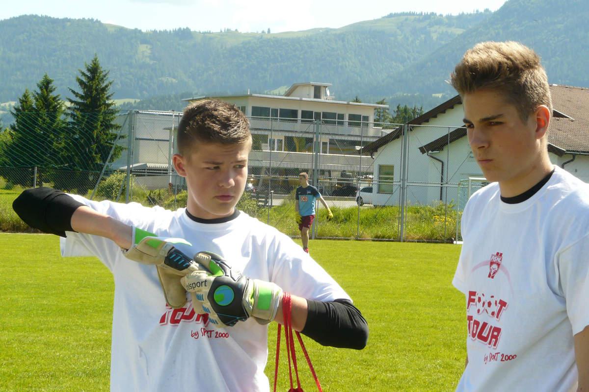 Les U15 en Autriche - Photo n°8