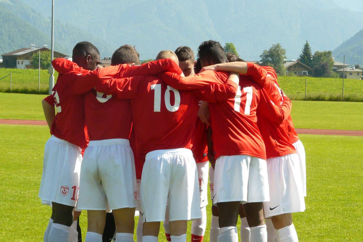 Les U15 en Autriche - Photo n°10