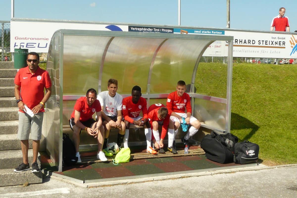 Les U15 en Autriche - Photo n°11