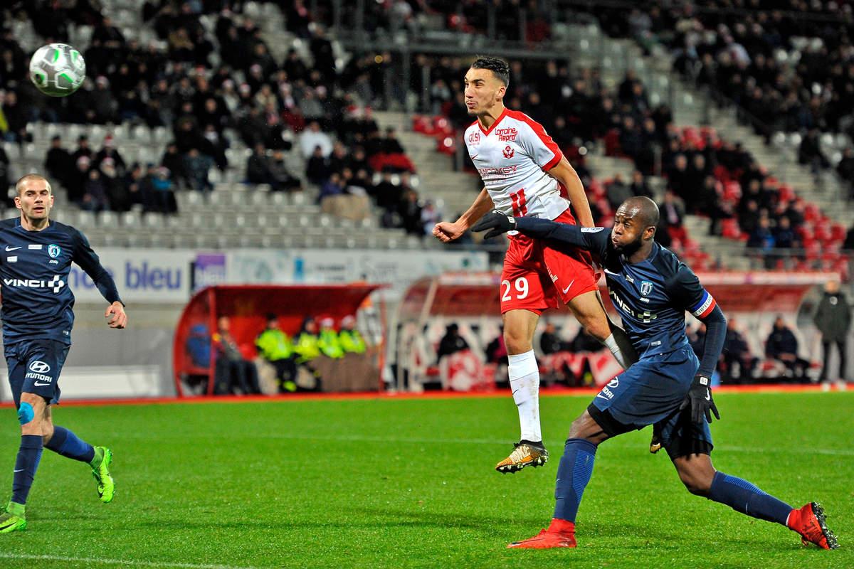 Nancy-Paris FC - Photo n°37