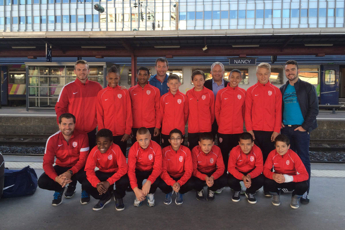 Les U13 à Capbreton - Photo n°0