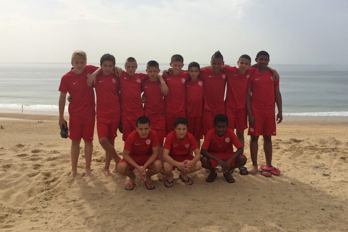 Les U13 à Capbreton - Photo n°5