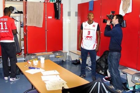 Un tournage avec Sami et Pietrus