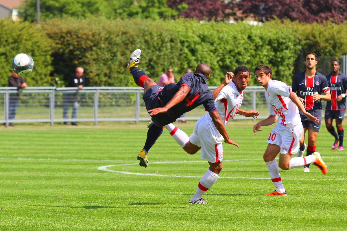 ASNL/PSG en CFA - Photo n°3