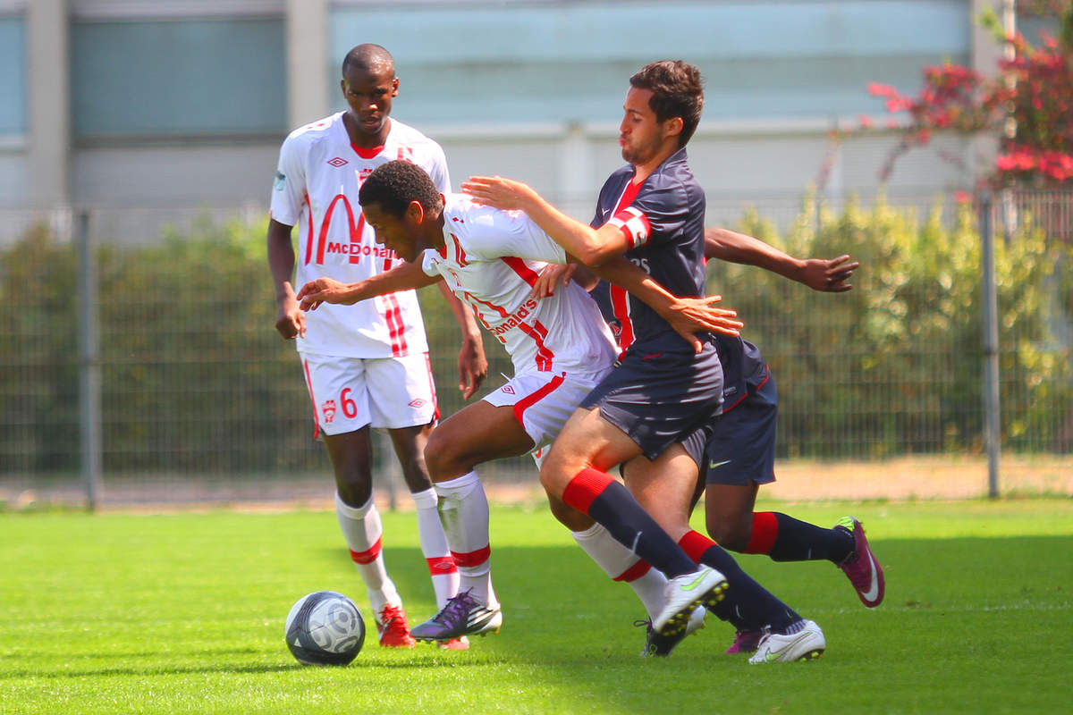 ASNL/PSG en CFA - Photo n°4