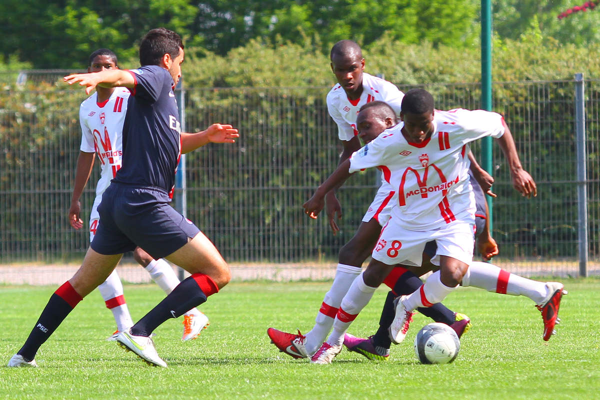 ASNL/PSG en CFA - Photo n°6