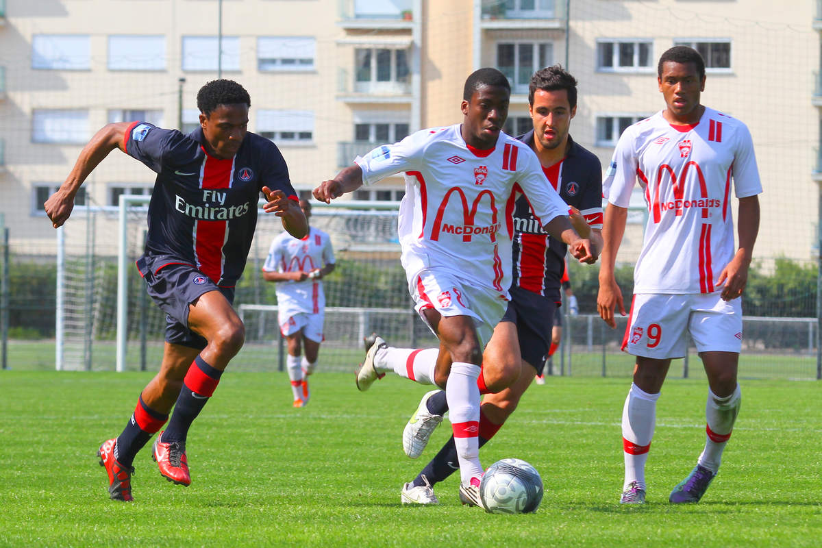 ASNL/PSG en CFA - Photo n°9