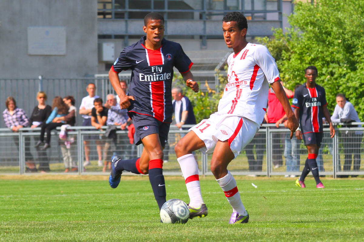 ASNL/PSG en CFA - Photo n°10