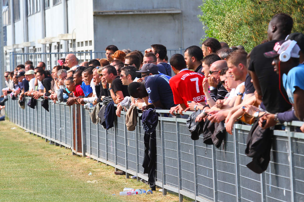 ASNL/PSG en CFA - Photo n°14