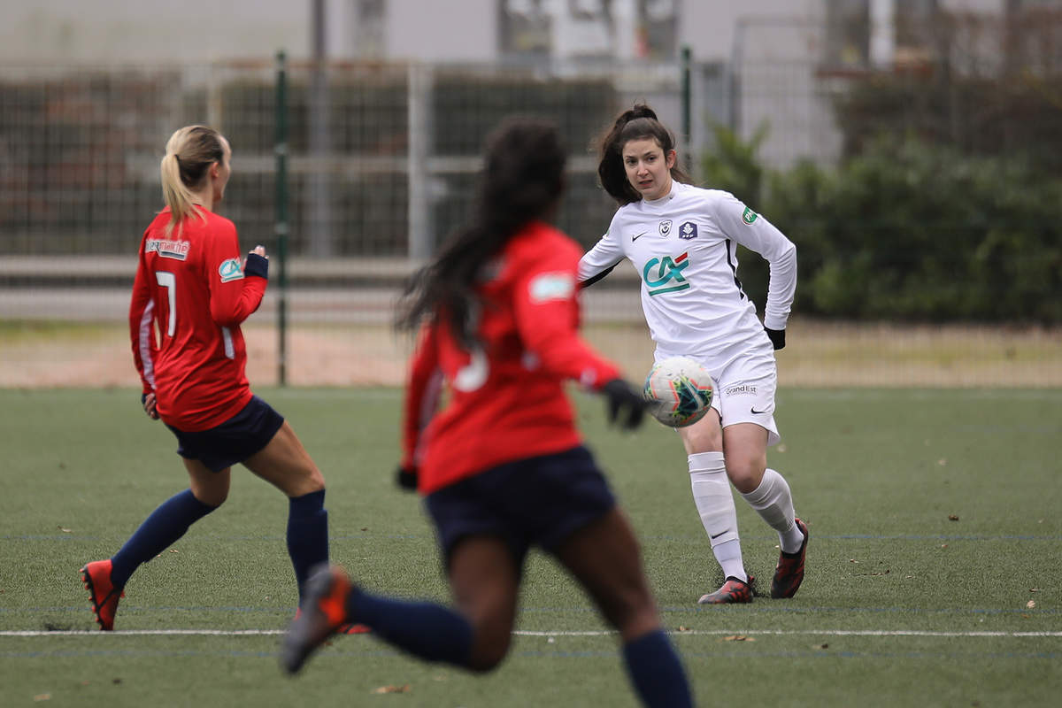 Nancy-Evian en Coupe de France - Photo n°2