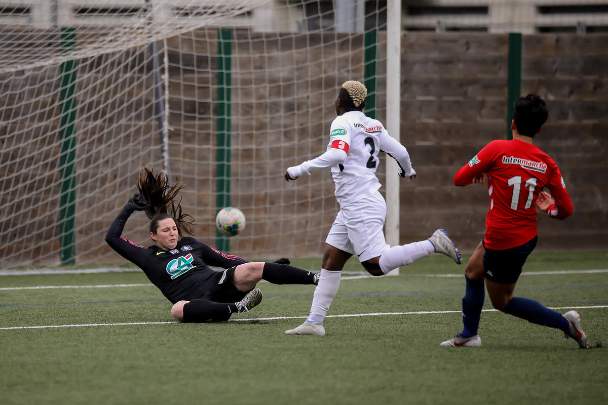 Nancy-Evian en Coupe de France - Photo n°18