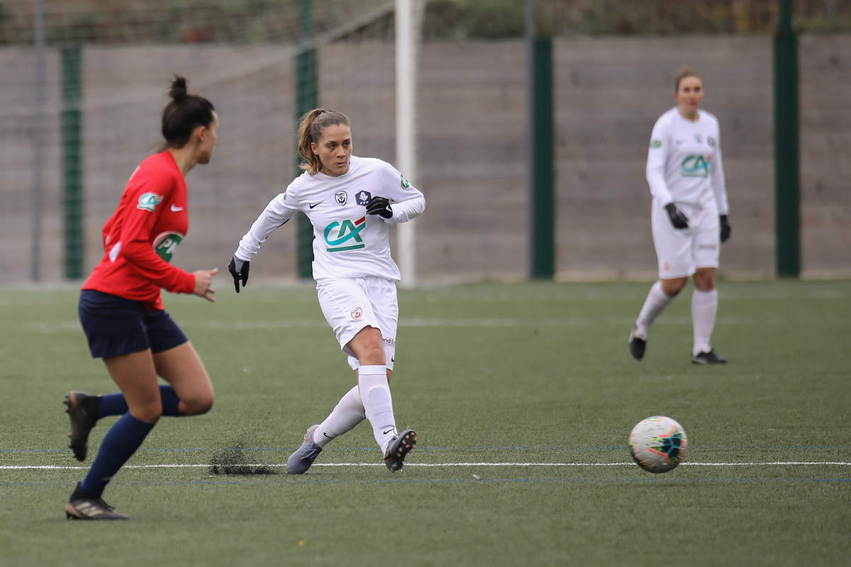 Nancy-Evian en Coupe de France - Photo n°8