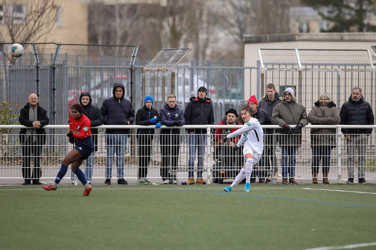Nancy-Evian en Coupe de France - Photo n°9