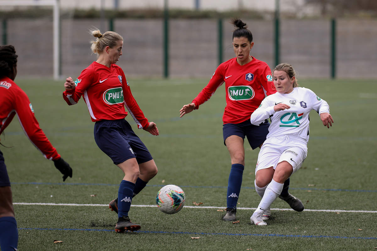 Nancy-Evian en Coupe de France - Photo n°10