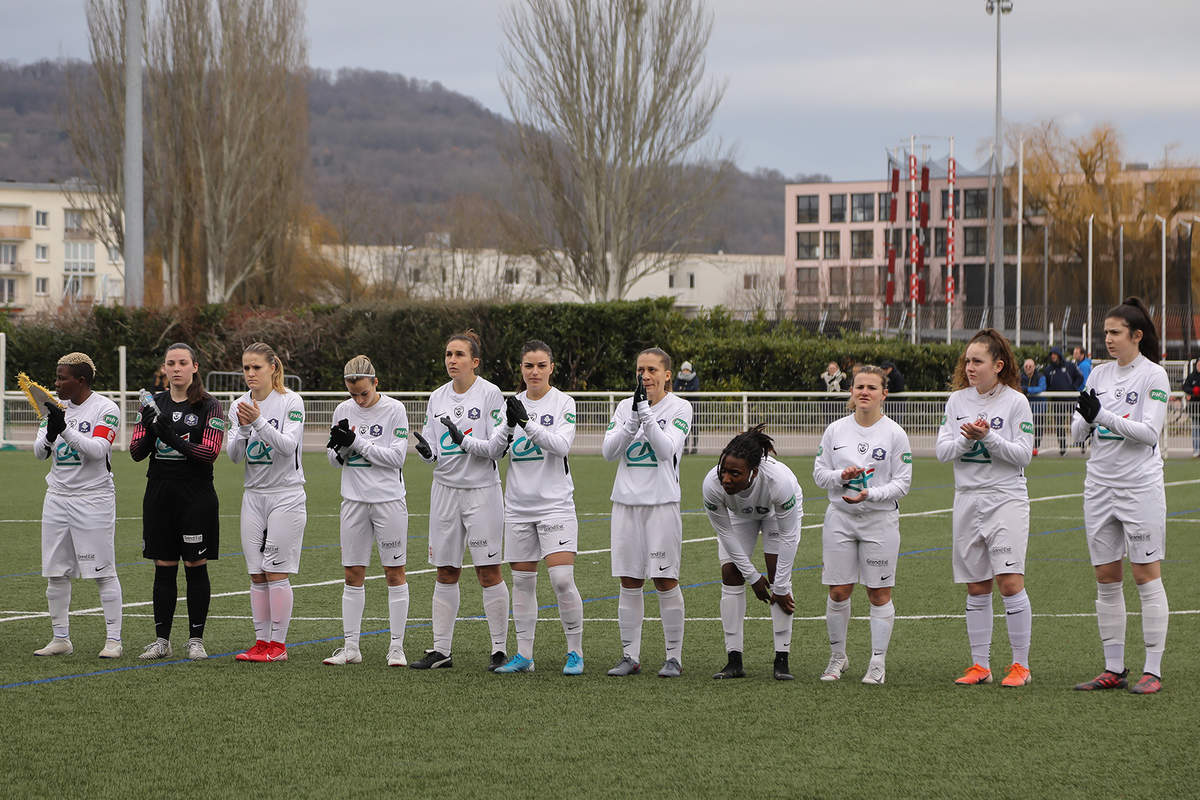 Nancy-Evian en Coupe de France - Photo n°0