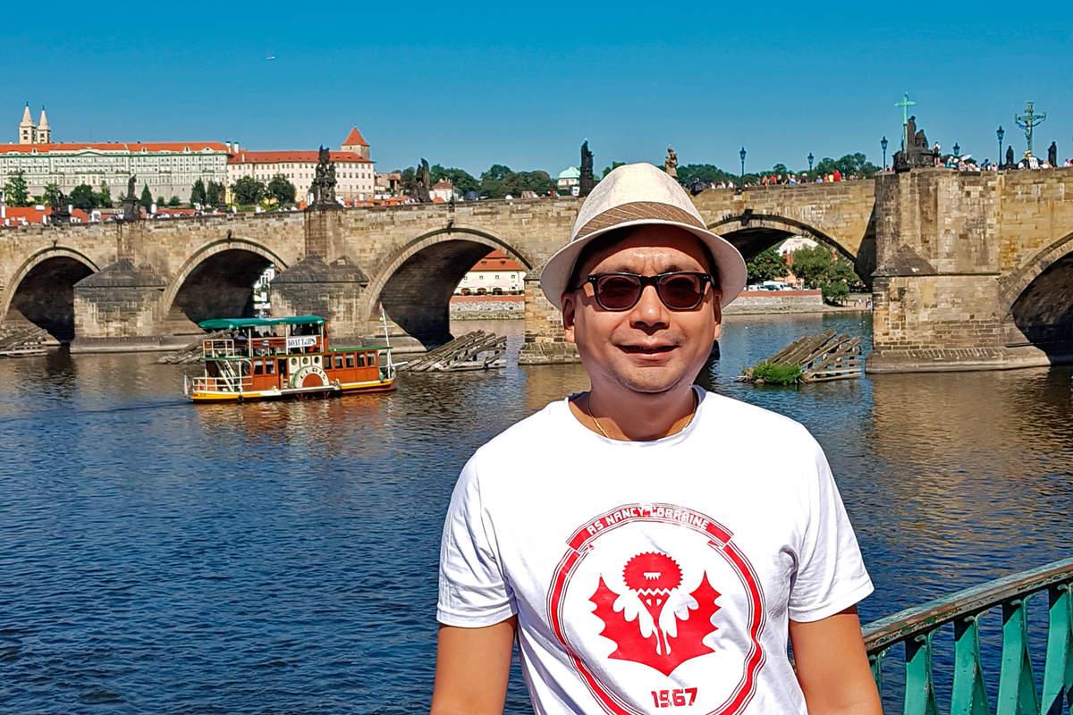 3ème: David Ho