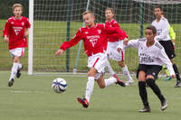 ASNL/Marienau en U15 Ligue - Photo n°1