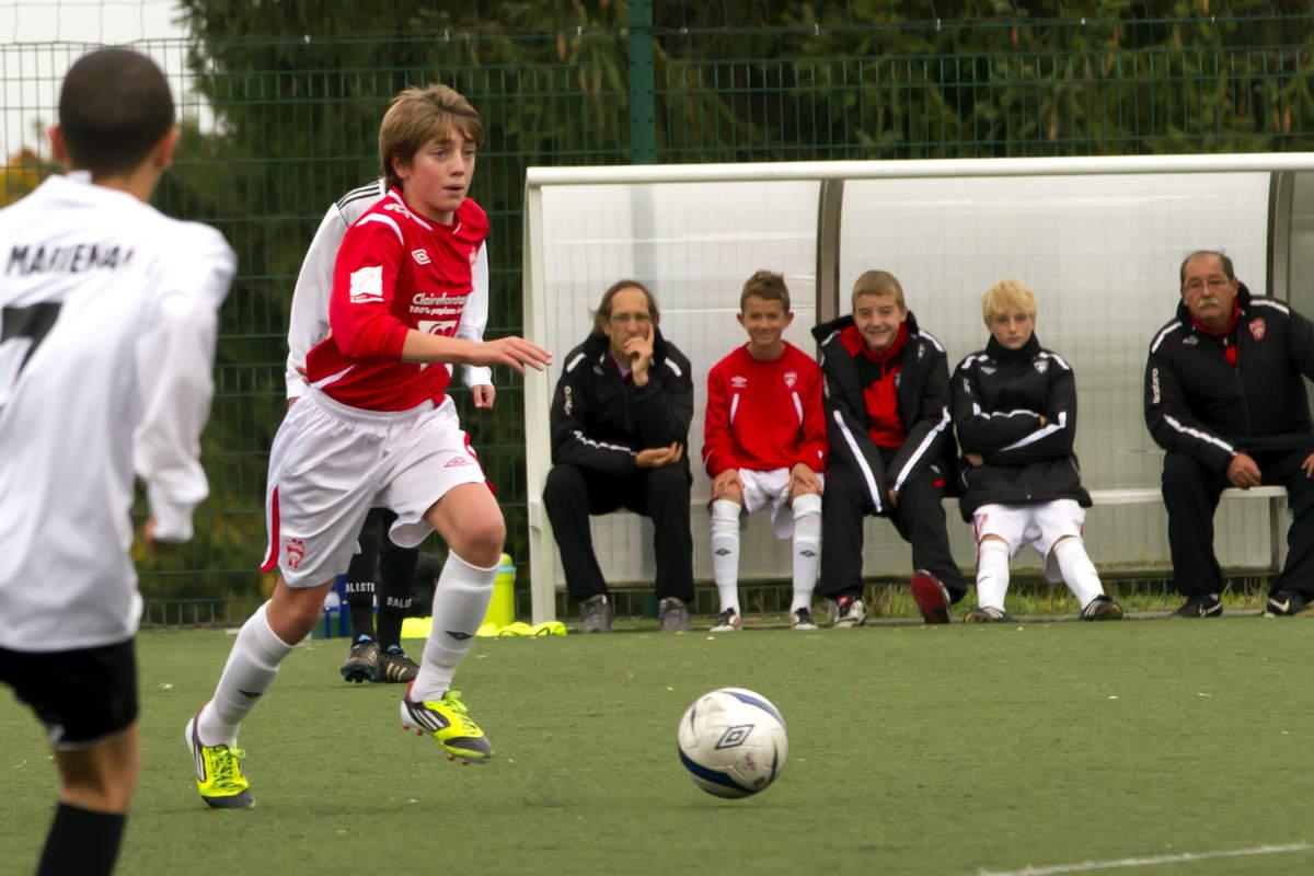 ASNL/Marienau en U15 Ligue - Photo n°3