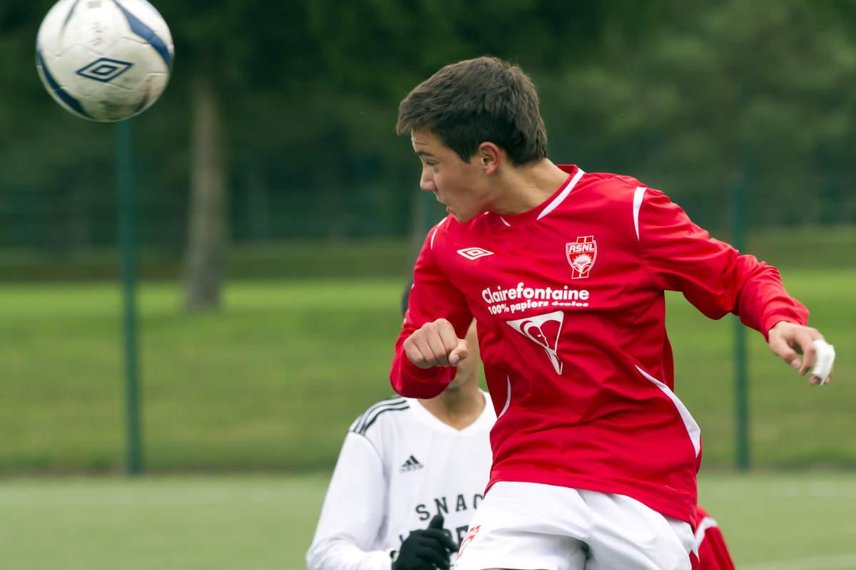 ASNL/Marienau en U15 Ligue - Photo n°5