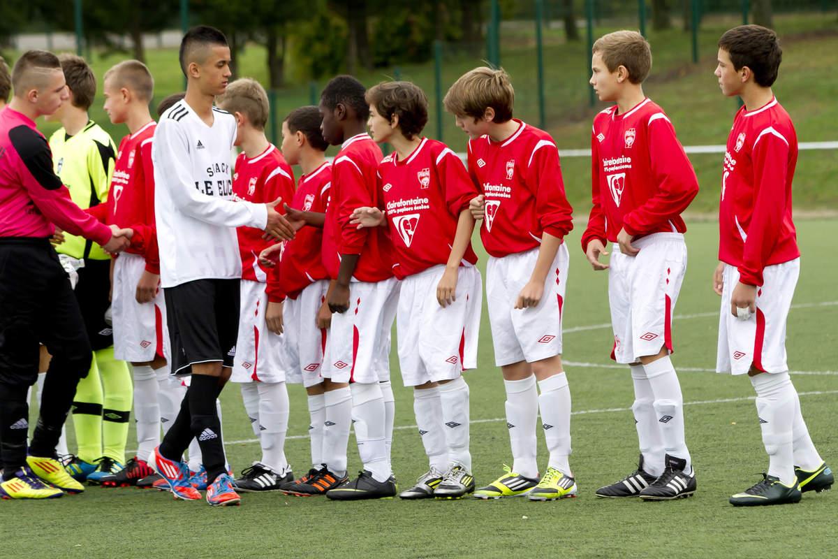 ASNL/Marienau en U15 Ligue - Photo n°0