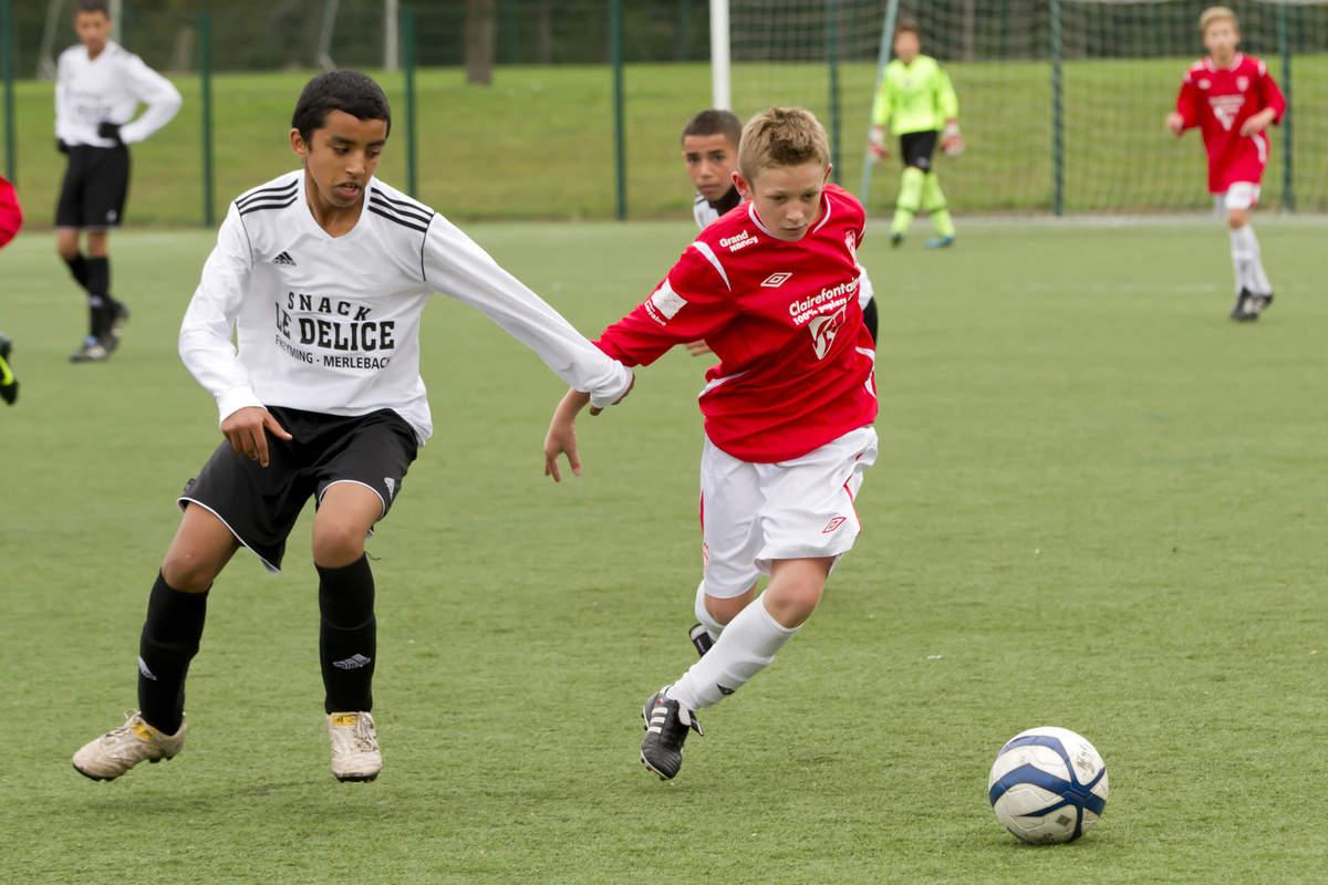 ASNL/Marienau en U15 Ligue - Photo n°7