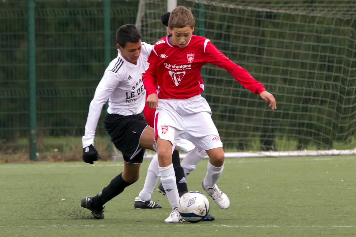 ASNL/Marienau en U15 Ligue - Photo n°11