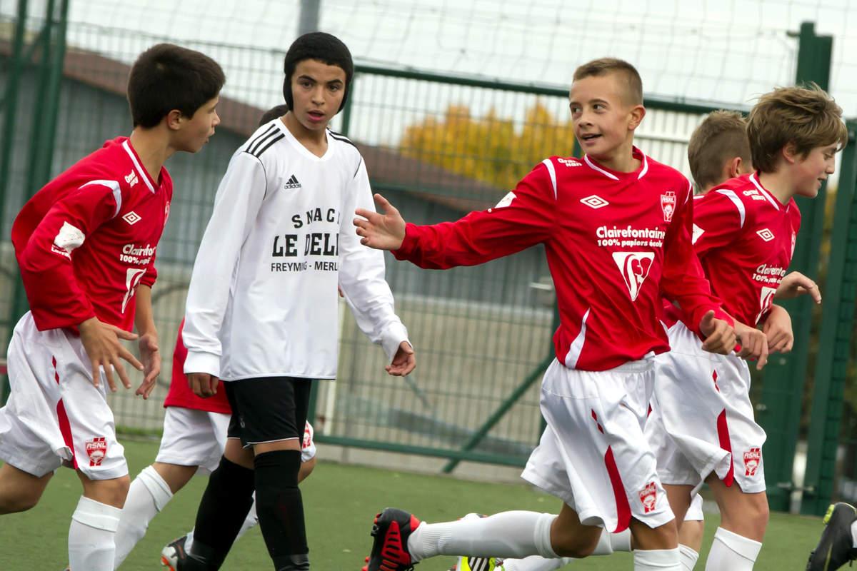 ASNL/Marienau en U15 Ligue - Photo n°14