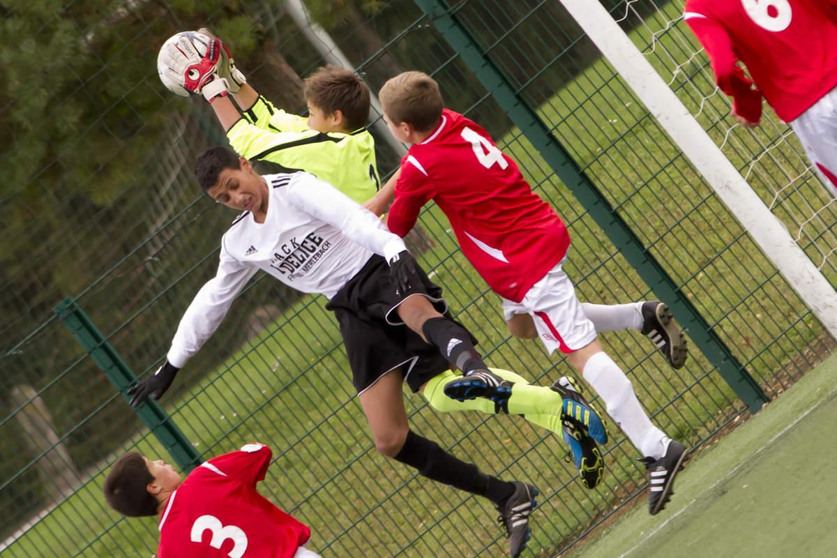ASNL/Marienau en U15 Ligue - Photo n°15