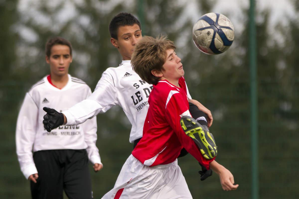 ASNL/Marienau en U15 Ligue - Photo n°21