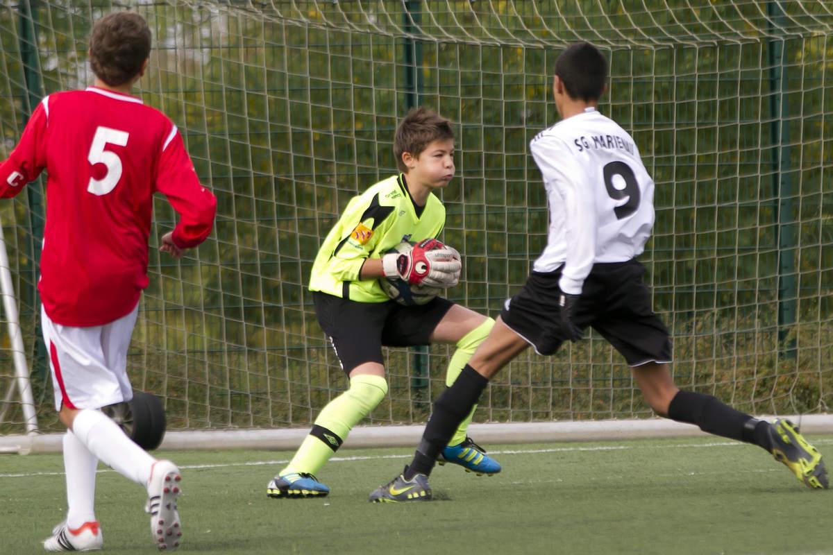 ASNL/Marienau en U15 Ligue - Photo n°23