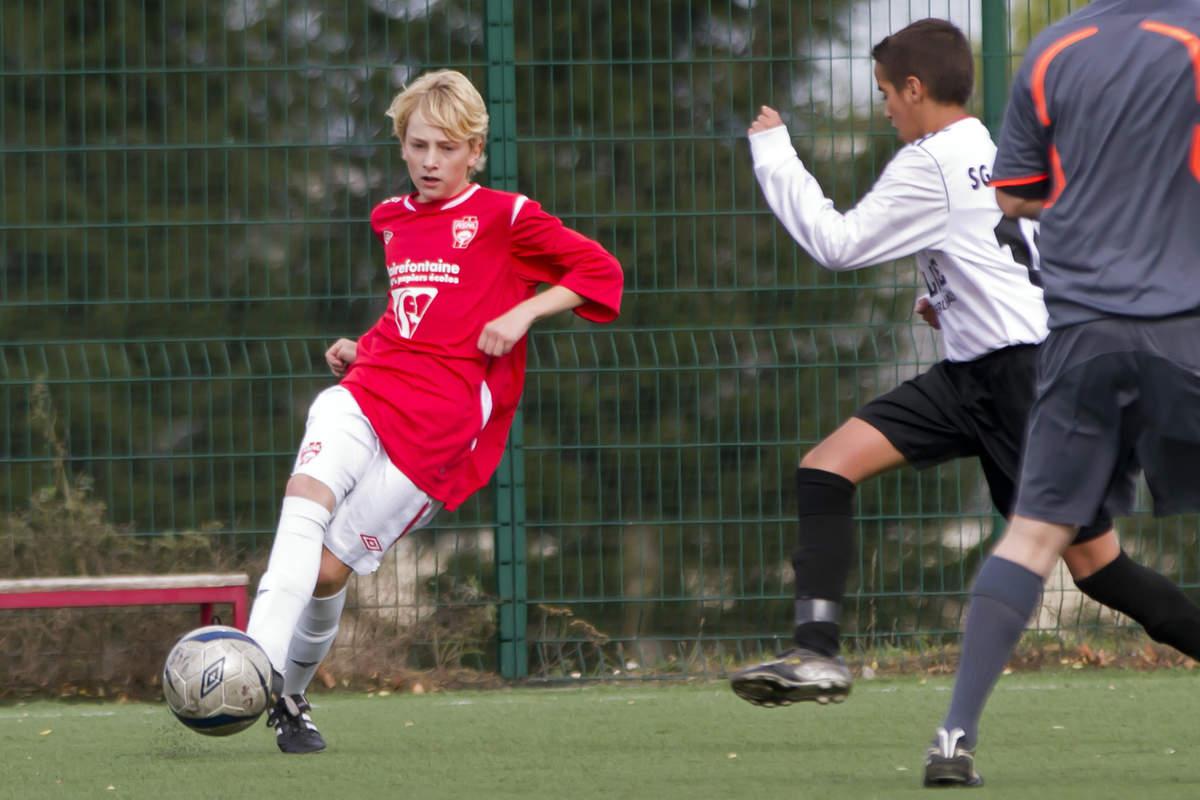 ASNL/Marienau en U15 Ligue - Photo n°26