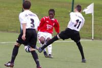 ASNL/Marienau en U15 Ligue - Photo n°22