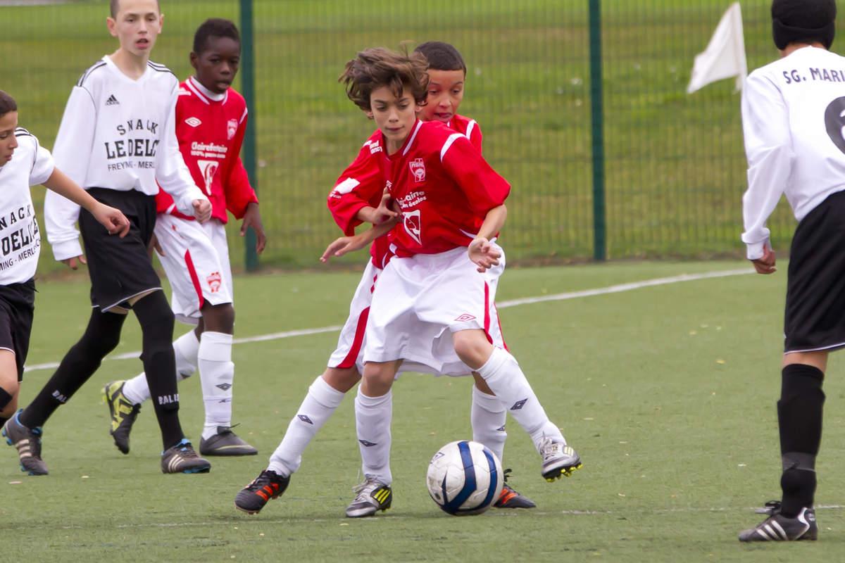 ASNL/Marienau en U15 Ligue - Photo n°27