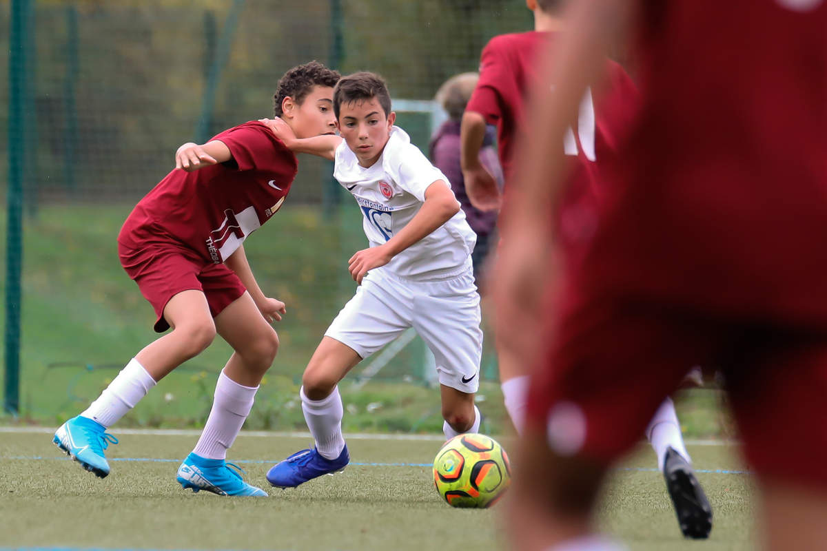 Nancy-Metz en U15 - Photo n°2