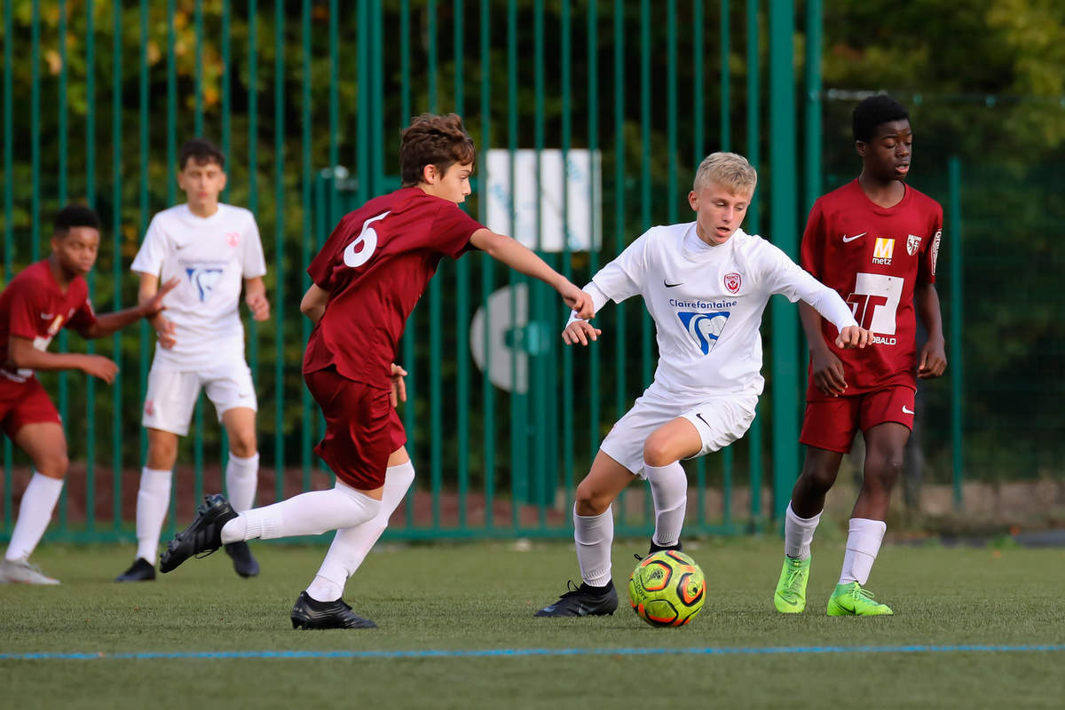 Nancy-Metz en U15 - Photo n°11