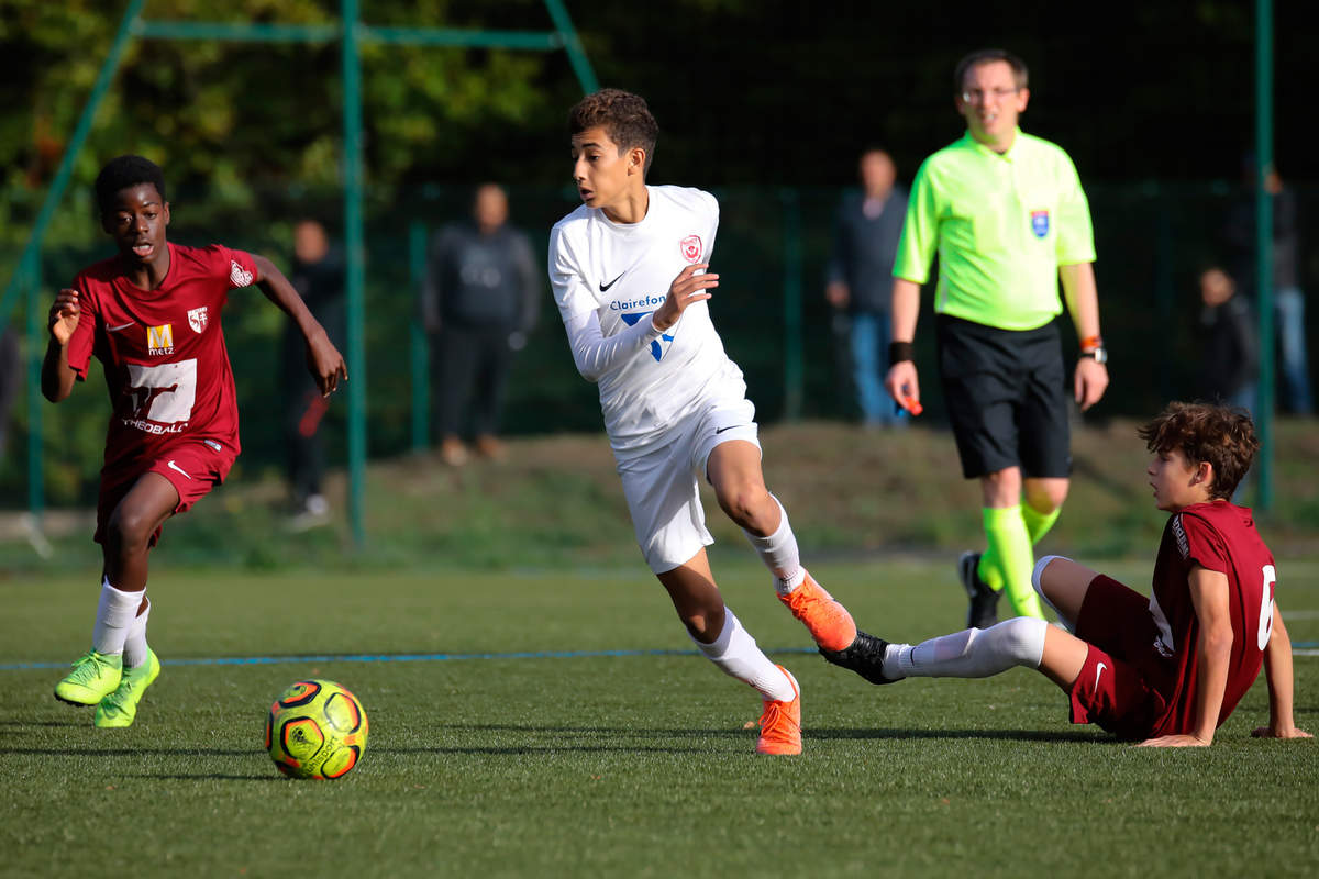 Nancy-Metz en U15 - Photo n°12