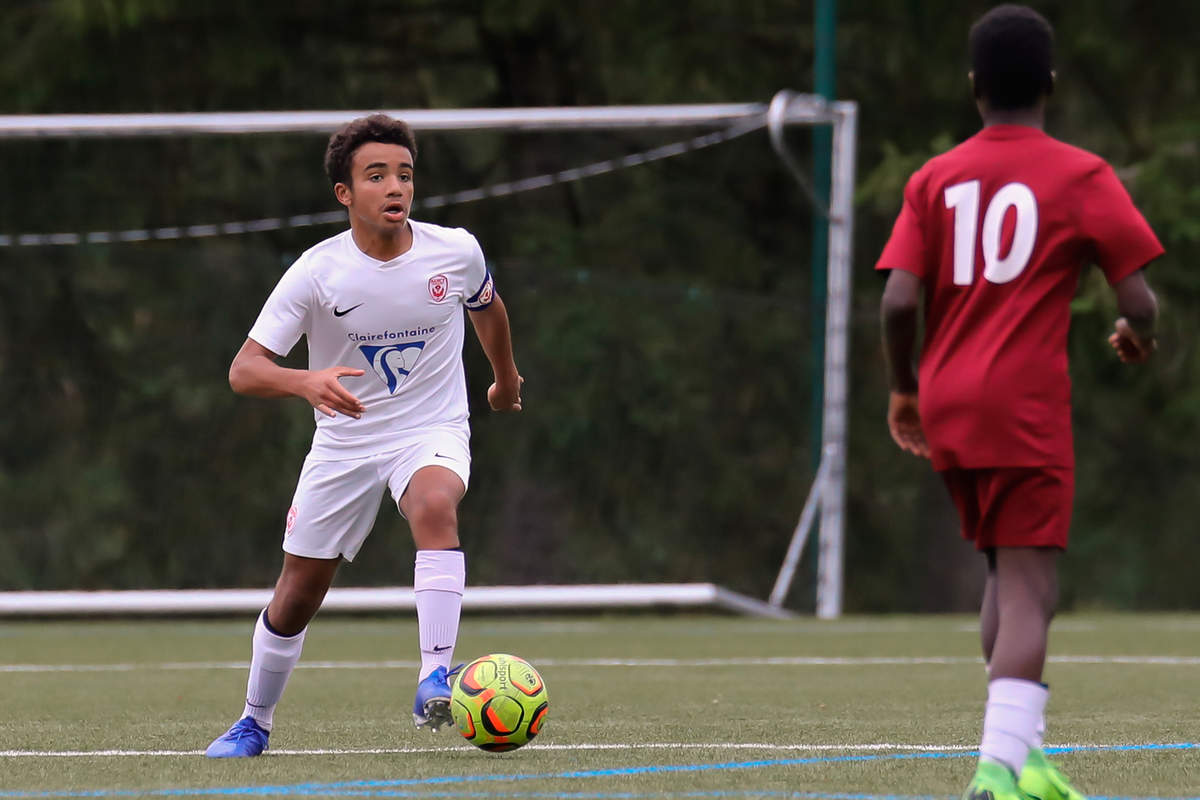 Nancy-Metz en U15 - Photo n°20