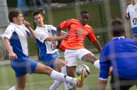 ASNL-Sarrebourg en U17 Ligue