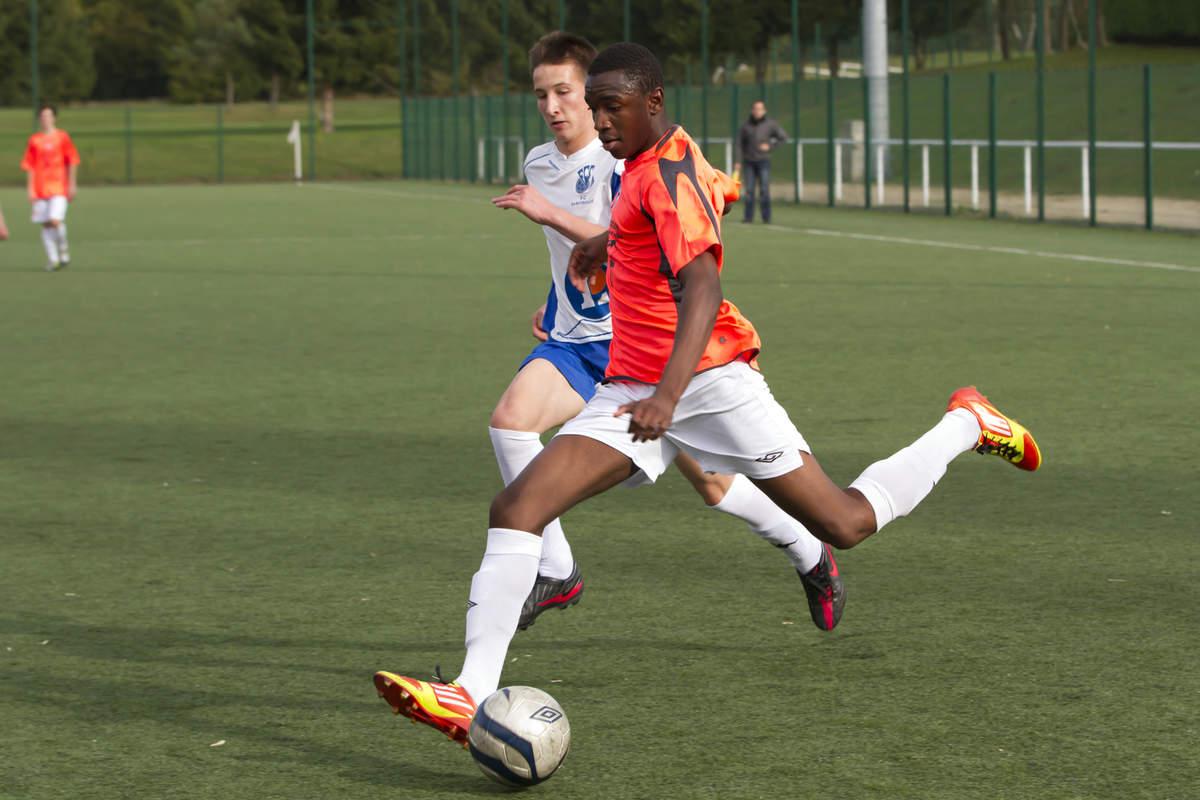 ASNL-Sarrebourg en U17 Ligue - Photo n°6