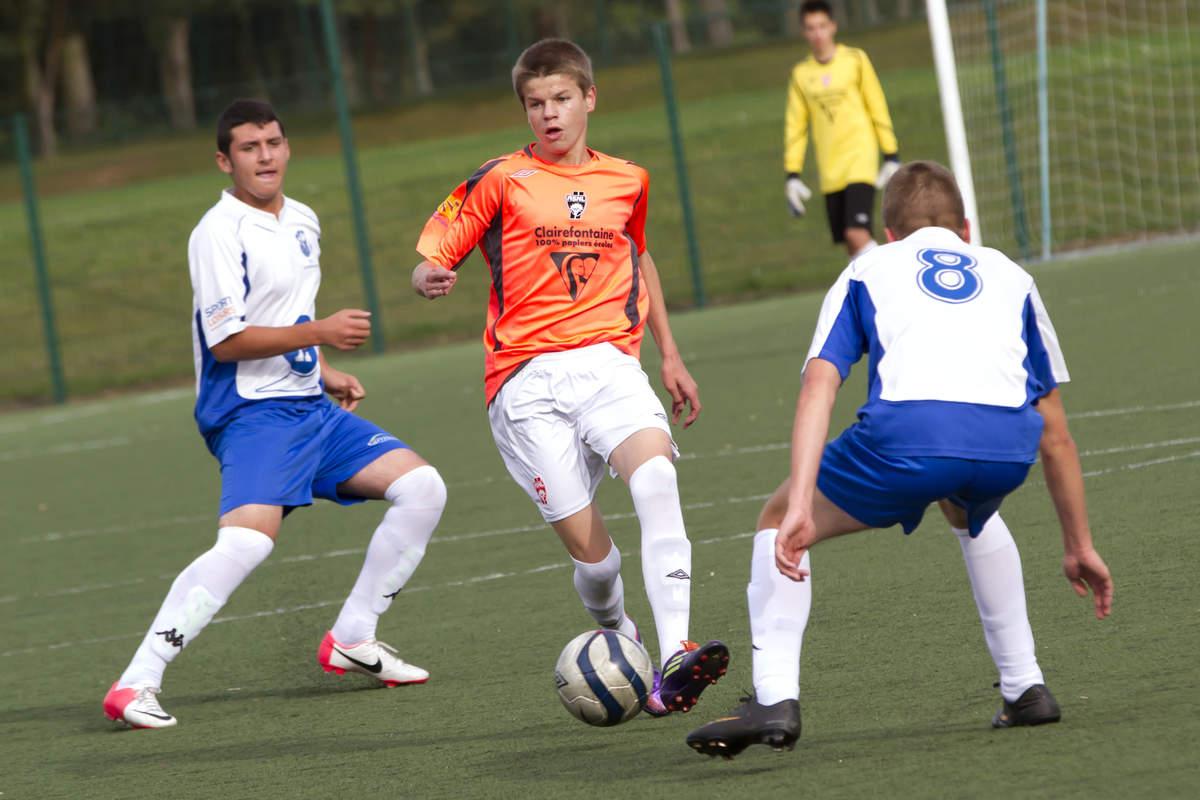 ASNL-Sarrebourg en U17 Ligue - Photo n°3