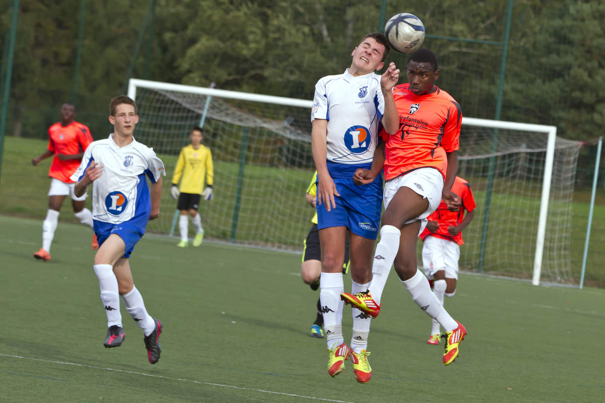 ASNL-Sarrebourg en U17 Ligue - Photo n°10